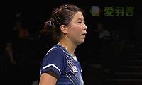 辛德胡VS裴延姝 2014羽毛球世锦赛 女单1/8决赛视频