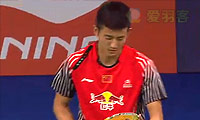 谌龙VS斯里坎特 2014羽毛球世锦赛 男单1/8决赛视频
