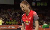 王适娴VS武氏庄 2014羽毛球世锦赛 女单1/8决赛视频