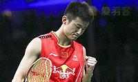 谌龙VS苏吉亚托 2014羽毛球世锦赛 男单半决赛视频