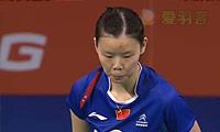 马琳VS李雪芮 2014羽毛球世锦赛 女单决赛视频