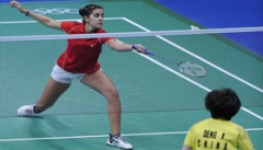 小将玛琳成西班牙获史上首个羽毛球世界冠军