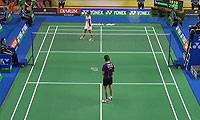 陈嘉园VS安娜 2014印尼大师赛 女单1/16决赛视频