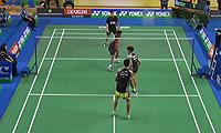 黄柏睿/卢敬尧VS汉托罗/斯瓦斯泰迪安 2014印尼大师赛 男双1/16决赛视频