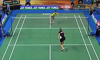 普尔瓦宁蒂亚斯VS古洛婉诺娃 2014印尼大师赛 女单1/16决赛视频