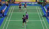 盖尔/苏卡穆约VS陈伟源/Hong Kheng YEW 2014印尼大师赛 男双1/16决赛视频
