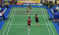 弗兰/伊拉瓦蒂VS哈迪安托/哈里斯 2014印尼大师赛 混双1/8决赛视频