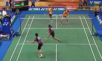苏巴蒂亚/维德佳佳VS亚历山大/奥克塔维亚尼 2014印尼大师赛 混双1/8决赛视频