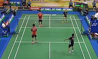 伊拉瓦蒂/玛丽莎VS黛安/美拉提 2014印尼大师赛 女双1/8决赛视频