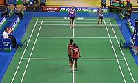 玛撒/萨里VS阿德里亚娜/艾里斯 2014印尼大师赛 女双1/8决赛视频