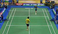 帕瓦尔VS宋俊洋 2014印尼大师赛 男单1/8决赛视频