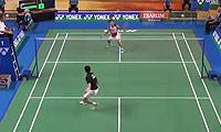 菲尔曼VS谭春熙 2014印尼大师赛 男单1/8决赛视频