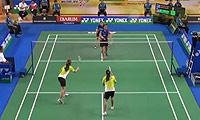 Kittiharak/RawindaVSUswatun/奥克塔维亚尼 2014印尼大师赛 女双1/4决赛视频