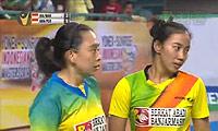 伊拉瓦蒂/玛丽莎VS哈纳迪亚/佩马塔萨里 2014印尼大师赛 女双决赛视频