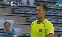林丹VS胡赟 2014亚运会 男单1/8决赛视频