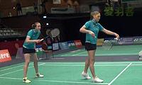 加夫列拉/斯托伊娃VS博洛托娃/科塞兹卡娅 2014荷兰公开赛 女双1/8决赛视频