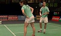 鲁伊特/巴宁VS陈润龙/谢影雪 2014荷兰公开赛 混双1/4决赛视频