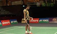 贾亚拉姆VS狄奥尼修斯 2014荷兰公开赛 男单1/4决赛视频