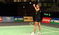 白驭珀VS里奥 2014荷兰公开赛 女单1/4决赛视频