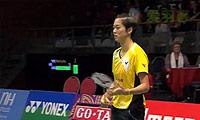 白驭珀VS查普曼 2014荷兰公开赛 女单半决赛视频