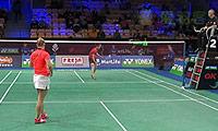 卡蒂VS武氏庄 2014丹麦公开赛 女单资格赛视频