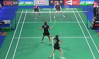 佩蒂森/尤尔VS赫特里克/迈克斯 2014丹麦公开赛 女双1/16决赛视频