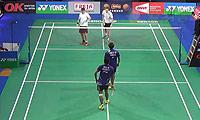 费尔纳迪/基多VS麦克斯/兹沃涅 2014丹麦公开赛 男双1/8决赛视频