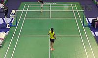 李雪芮VS布桑兰 2014法国公开赛 女单1/16决赛视频