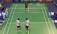 玛尼蓬/尼迪蓬VS卡雷姆/拉巴尔 2014法国公开赛 男双1/16决赛视频