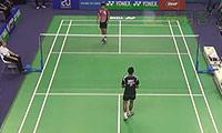 周天成VS苏吉亚托 2014法国公开赛 男单半决赛明仕亚洲官网