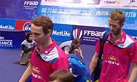 鲍伊/摩根森VS远藤大由/早川贤一 2014法国公开赛 男双决赛视频