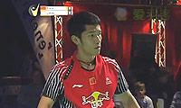 周天成VS田厚威 2014碧特博格公开赛 男单半决赛视频