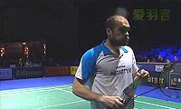 埃文斯VS普拉诺 2014碧特博格公开赛 男单半决赛视频