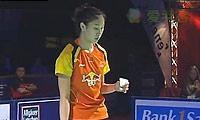 孙瑜VS何冰娇 2014碧特博格公开赛 女单决赛视频