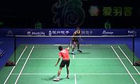 斯里坎特VS加卢西达 2014中国公开赛 男单1/16决赛视频