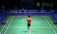 韩利VS杰米 2014中国公开赛 女单1/16决赛视频