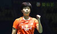 因达农VS韩利 2014中国公开赛 女单1/8决赛视频