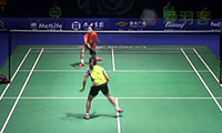 王仪涵VS程琪雅 2014中国公开赛 女单1/8决赛视频