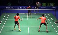 郑思维/陈清晨VS苏吉特/莎拉丽 2014中国公开赛 混双1/8决赛视频