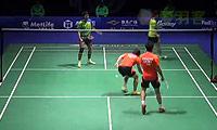 郑思维/陈清晨VS艾哈迈德/纳西尔 2014中国公开赛 混双1/4决赛视频