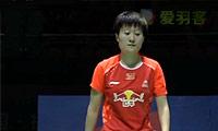 内维尔VS刘鑫 2014中国公开赛 女单半决赛视频