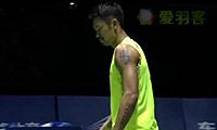 林丹VS周天成 2014中国公开赛 男单半决赛视频