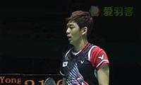 李龙大/柳延星VS柴飚/洪炜 2014中国公开赛 男双决赛视频