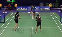 皮娅/普拉蒂普塔VS潘乐恩/石晓瑶 2014香港公开赛 女双1/16决赛视频