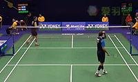 约根森VS茨维布勒 2014香港公开赛 男单1/16决赛视频