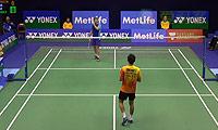 利弗德斯VS西蒙 2014香港公开赛 男单1/16决赛视频