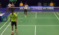 谌龙VS欧斯夫 2014香港公开赛 男单1/8决赛视频