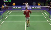 阿萨尔森VS利弗德斯 2014香港公开赛 男单1/8决赛视频