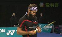 朗VS加布里埃尔 2014苏格兰公开赛 男单资格赛视频
