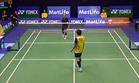 约根森VS李东根 2014香港公开赛 男单1/8决赛视频